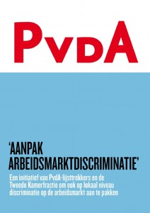 140310.Front Actieplan Arbeidsdiscriminatie