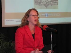 1 mei rede Lieneke Bolhuis